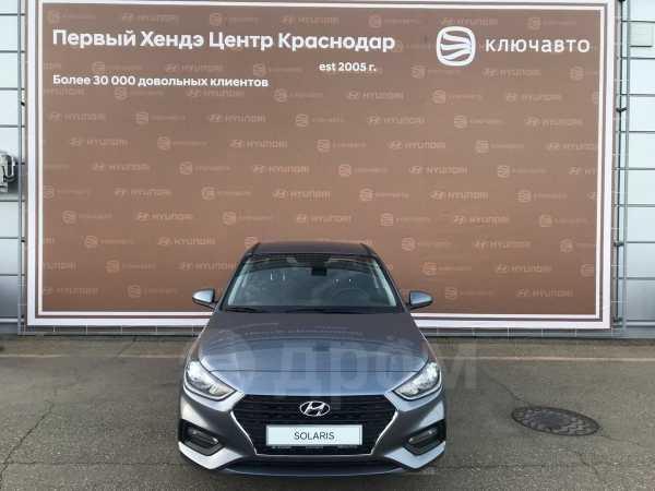Hyundai Solaris, 2019 год, 989 146 руб.