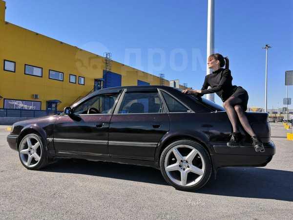 Audi 100, 1991 год, 160 000 руб.