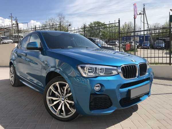 BMW X4, 2016 год, 2 470 000 руб.