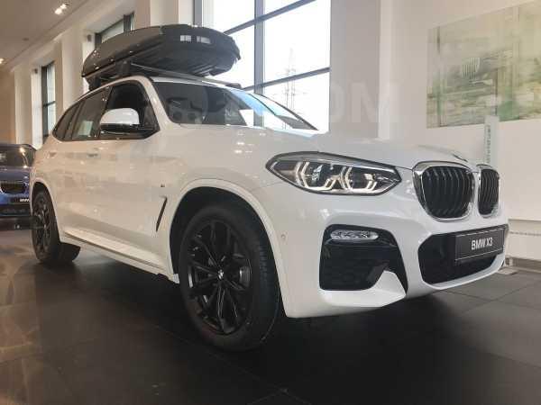 BMW X3, 2019 год, 3 300 000 руб.