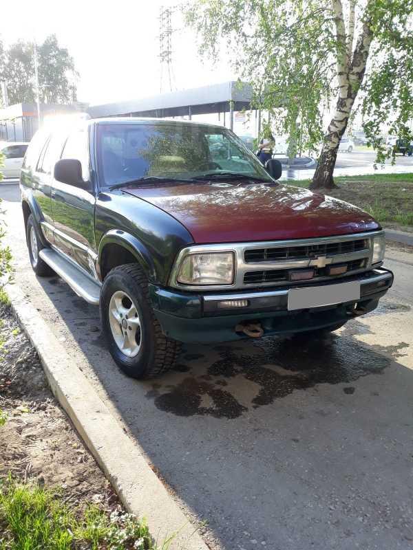 Chevrolet Blazer, 1998 год, 150 000 руб.