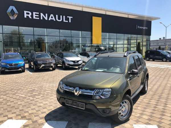 Renault Duster, 2019 год, 1 032 980 руб.