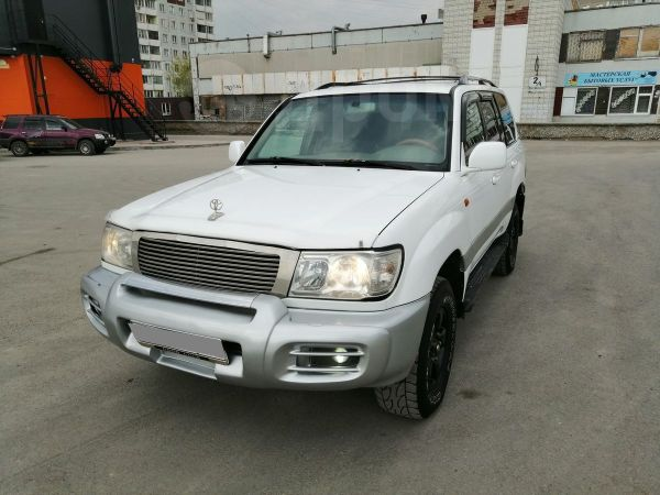 Toyota Land Cruiser, 1999 год, 685 000 руб.