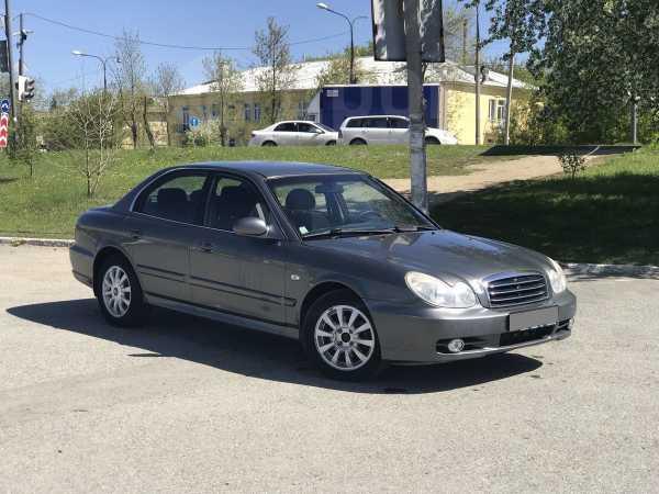 Hyundai Sonata, 2006 год, 287 000 руб.