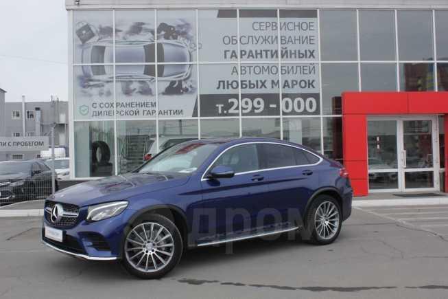 Mercedes-Benz GLC Coupe, 2016 год, 3 150 000 руб.