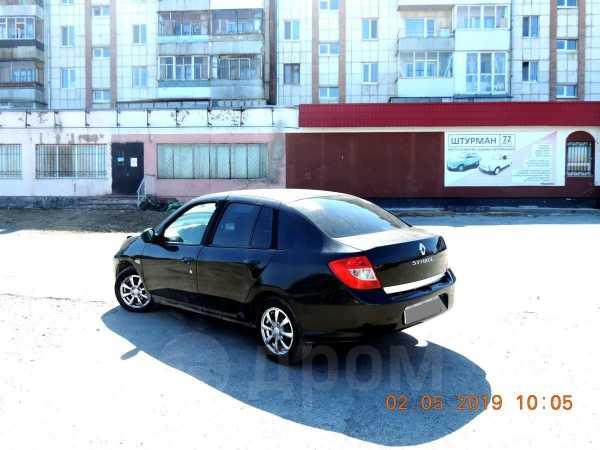 Renault Symbol, 2008 год, 224 450 руб.