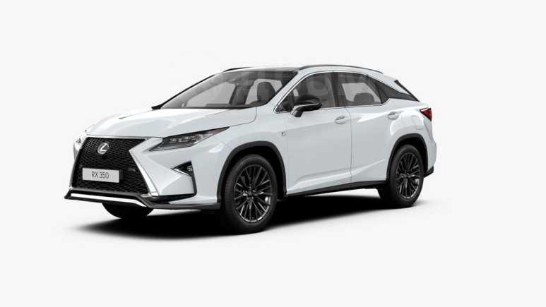 Lexus RX350, 2019 год, 4 510 000 руб.