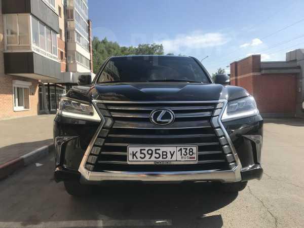 Lexus LX450d, 2018 год, 5 390 000 руб.