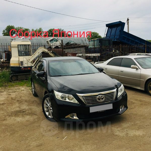Toyota Camry, 2012 год, 1 049 999 руб.