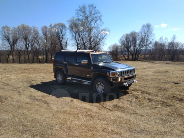 Hummer H3, 2007 год, 999 999 руб.