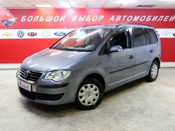 Volkswagen Touran, 2007 год, 379 000 руб.