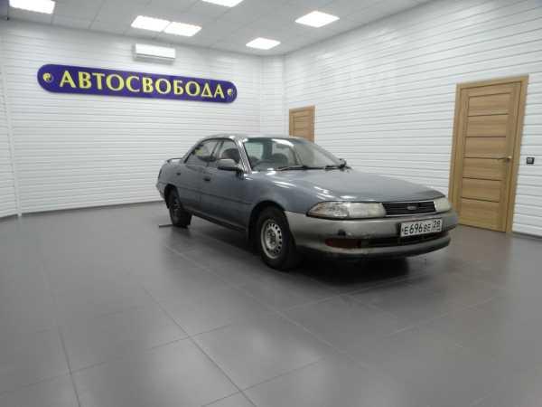 Toyota Corona Exiv, 1992 год, 75 000 руб.