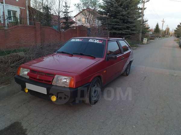 Лада 2108, 1988 год, 42 000 руб.