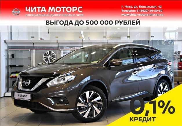 Nissan Murano, 2018 год, 2 731 000 руб.