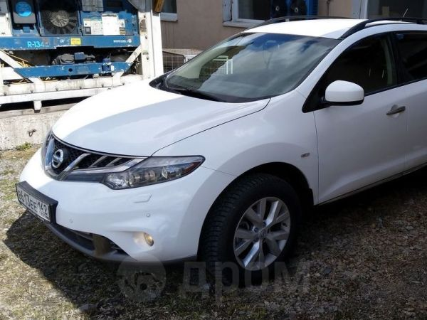 Nissan Murano, 2015 год, 1 470 000 руб.