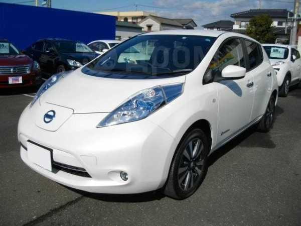 Nissan Leaf, 2016 год, 511 000 руб.
