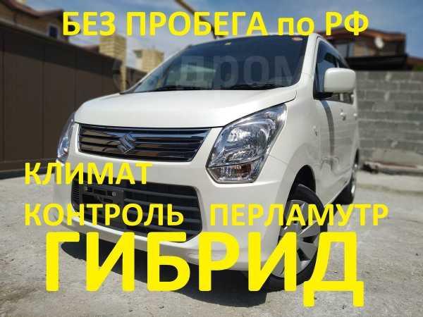 Suzuki Wagon R, 2014 год, 419 000 руб.