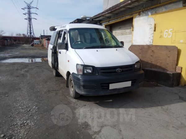 Toyota Town Ace, 2001 год, 270 000 руб.