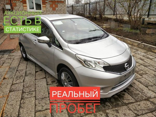 Nissan Note, 2015 год, 492 000 руб.