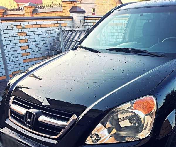 Honda CR-V, 2002 год, 525 000 руб.