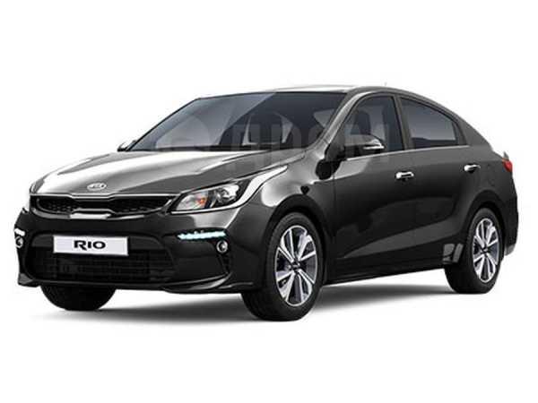 Kia Rio, 2019 год, 1 014 900 руб.