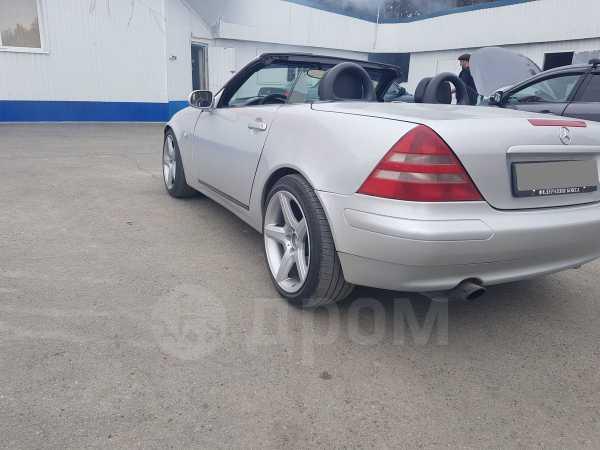 Mercedes-Benz SLK-Class, 1998 год, 315 000 руб.