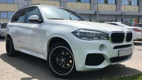 Астрахань BMW X5 2016