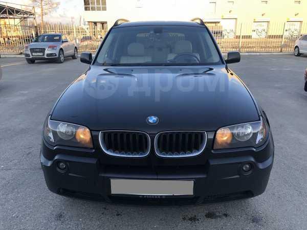 BMW X3, 2005 год, 590 000 руб.