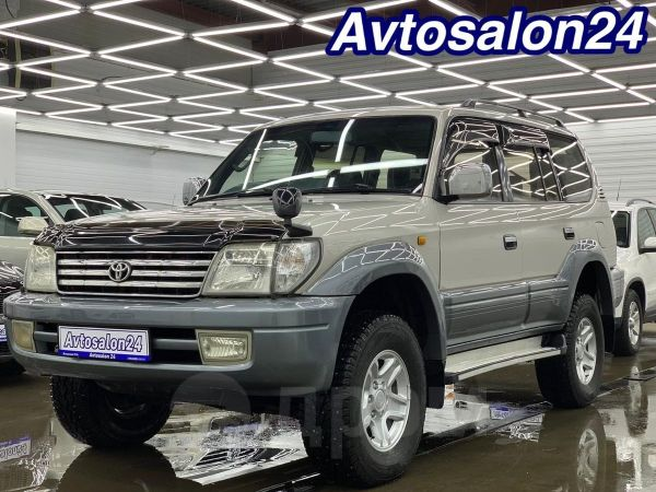 Toyota Land Cruiser Prado, 1997 год, 599 999 руб.