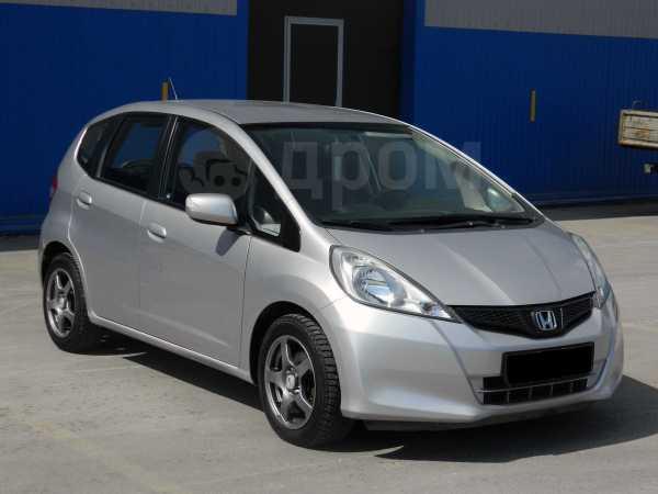 Honda Jazz, 2011 год, 595 000 руб.