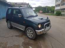 Хабаровск Pajero Mini 1996