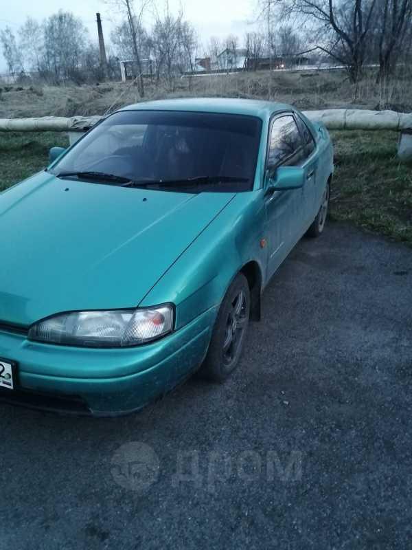 Toyota Cynos, 1991 год, 136 000 руб.