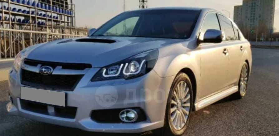 Subaru Legacy, 2012 год, 848 000 руб.