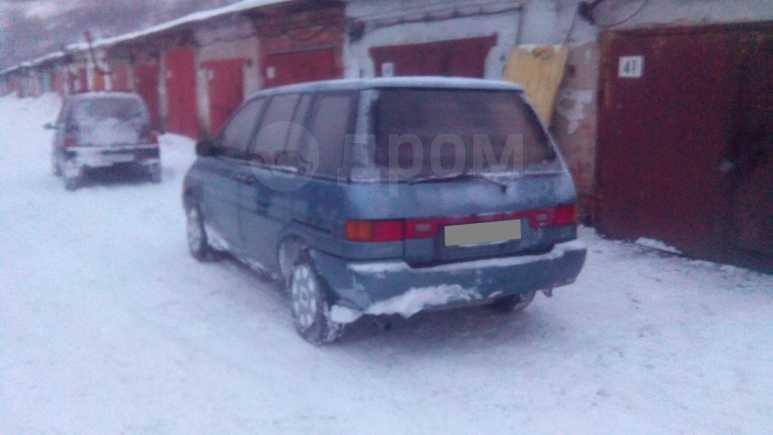Nissan Prairie, 1989 год, 65 000 руб.