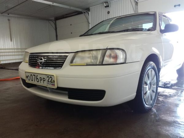 Nissan Sunny, 2002 год, 300 000 руб.