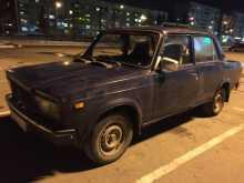 Кемерово 2107 1986