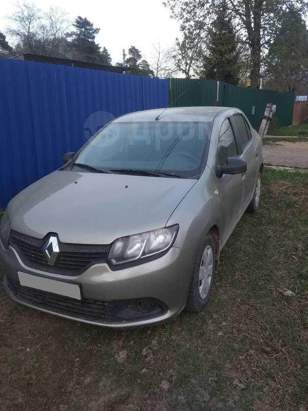 Renault Logan, 2015 год, 333 000 руб.