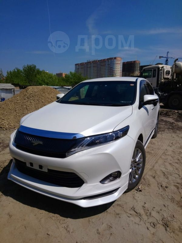 Toyota Harrier, 2015 год, 1 850 000 руб.
