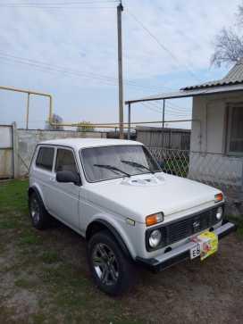 Белгород 4x4 2121 Нива 2000