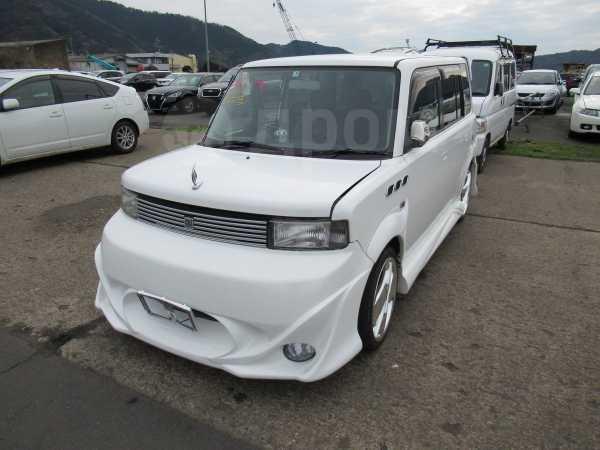 Toyota bB, 2001 год, 240 000 руб.