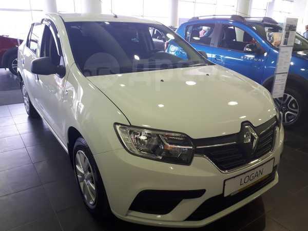 Renault Logan, 2019 год, 499 990 руб.