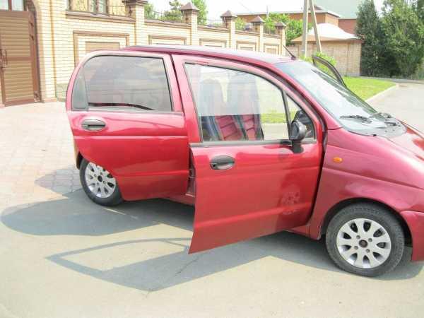 Daewoo Matiz, 2006 год, 89 000 руб.