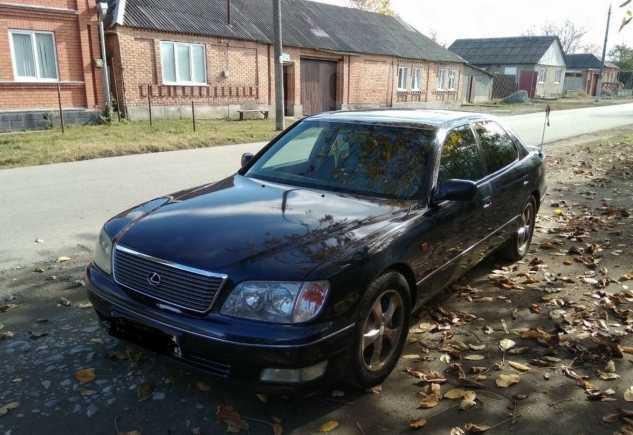 Lexus LS400, 1997 год, 510 000 руб.