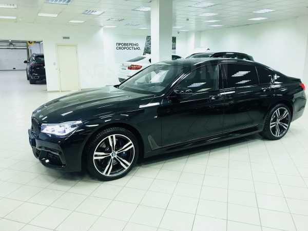 BMW 7-Series, 2017 год, 5 980 000 руб.