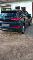 Hyundai Tucson, 2017 год, 1 295 000 руб.
