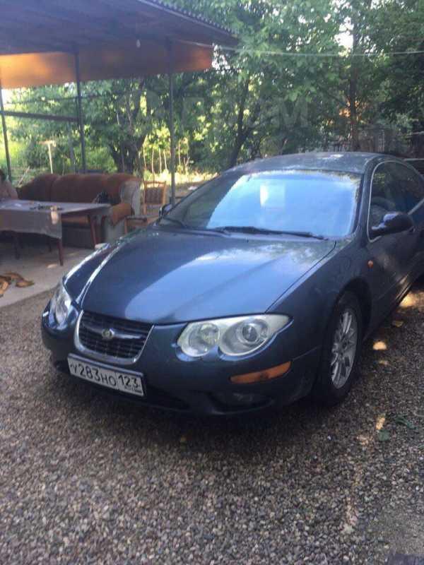 Chrysler 300M, 2001 год, 220 000 руб.