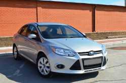 Нижневартовск Ford Focus 2012
