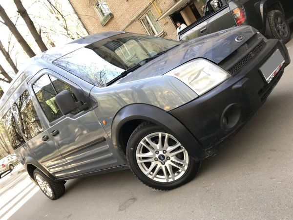 Ford Tourneo Connect, 2007 год, 322 000 руб.
