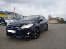 Челябинск Ford Focus 2012