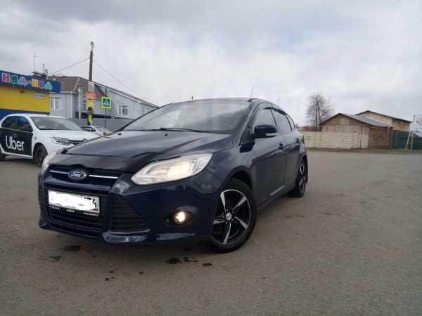 Ford Focus, 2012 год, 448 000 руб.